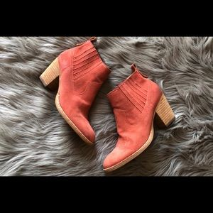 DOLCE VITA Coral Booties